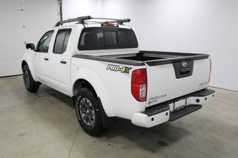 2020 Nissan Frontier Pro 4x News Leak Release Date Price Nissan Frontier Nissan Nissan Trucks