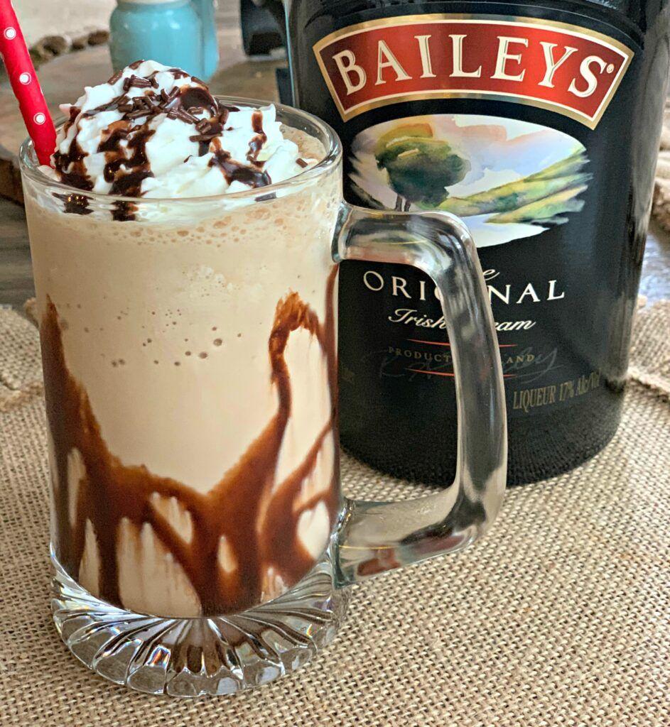 Bailey's Mocha Frappuccino
