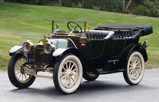 1912 Oakland Model 30 Touring