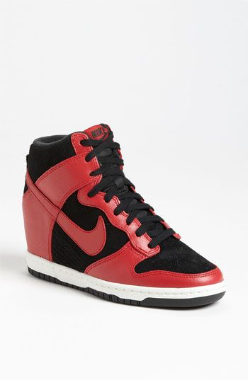 official photos ee5b7 903f2 Nike Dunk Sky Hi Wedge Sneaker (Women) available at Nordstrom