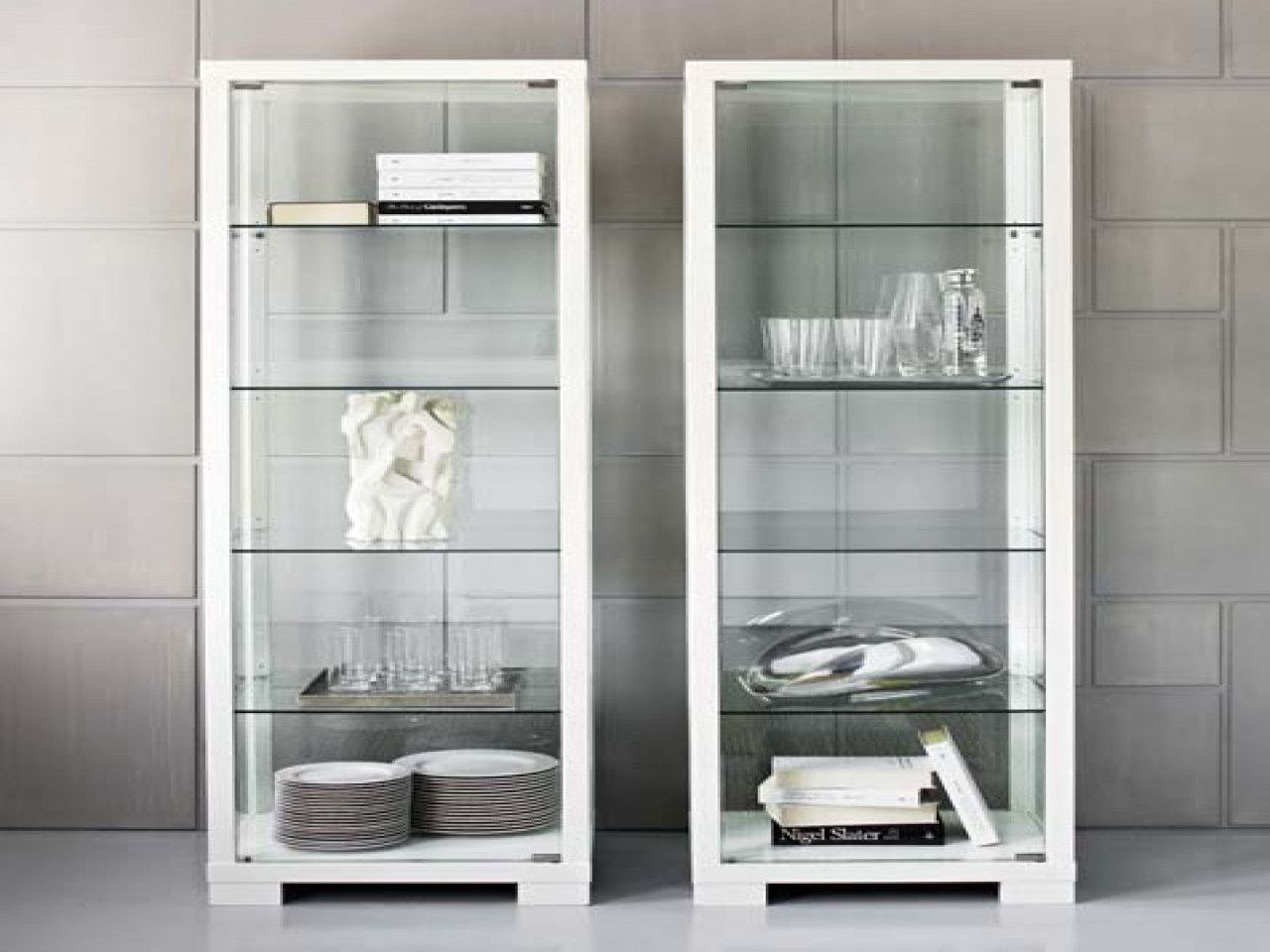 2018 White Display Cabinets With Glass Doors Kitchen Floor Vinyl Ideas Check More At