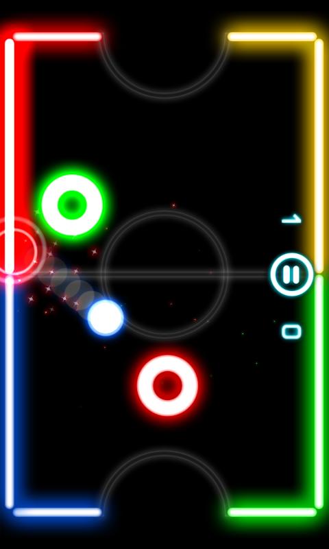 Glow Hockey Glow Hockey App Games Game App Hockey Games