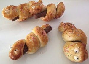 Kindergarten Geburtstagsznuni Bakeria Blog Schlangen Backen Und