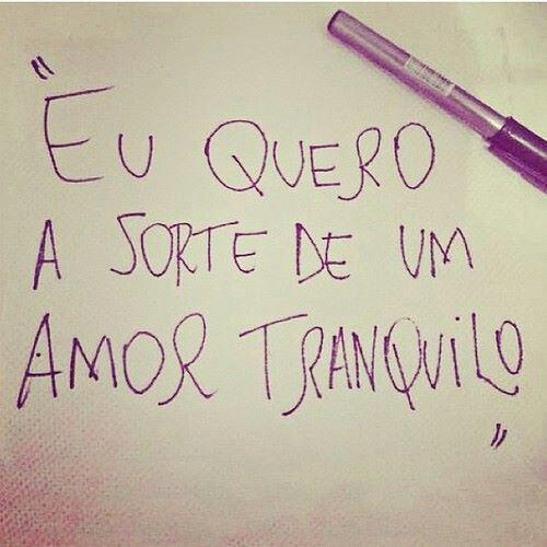 ♥ eu tenho♥