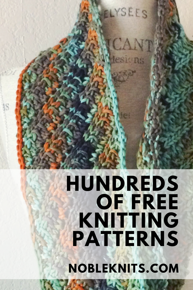 Hundreds of Free Knitting Patterns ready to be cast on right now ...