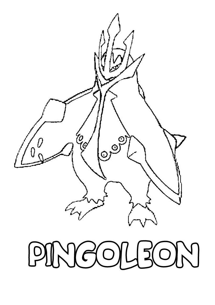 Coloriage Pokemon A Colorier Dessin A Imprimer Coloriage