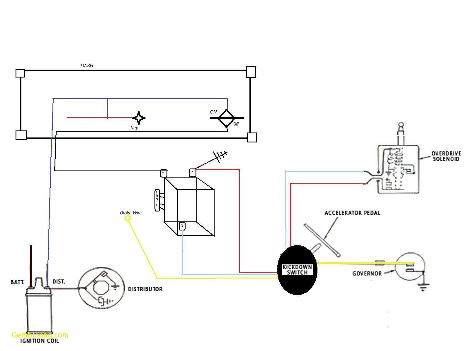 Dodge Ignition Wiring Diagram