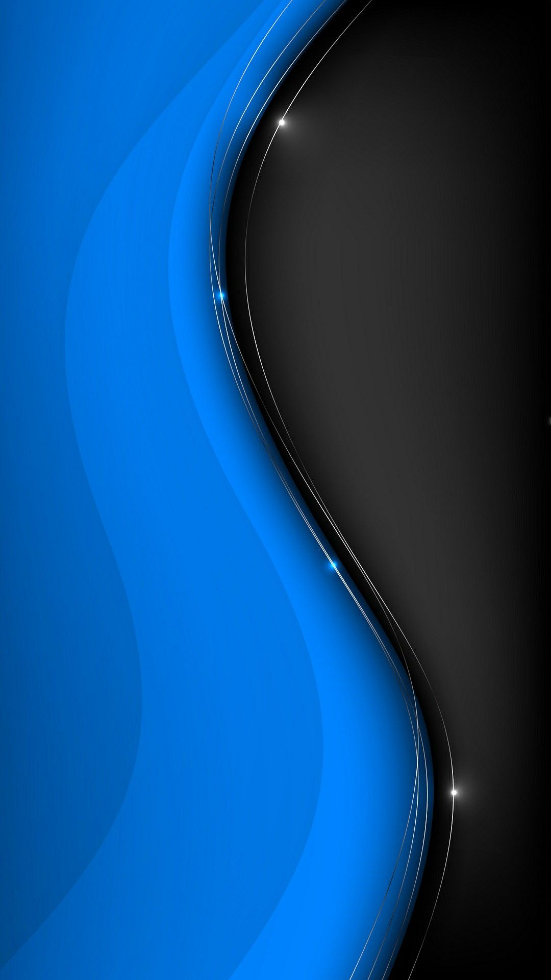 Black N Blue Black And Blue Wallpaper Blue Wallpapers Cellphone Wallpaper