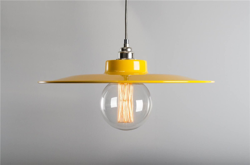 Flat Coolie Shade Pendant Light In 2019 Home