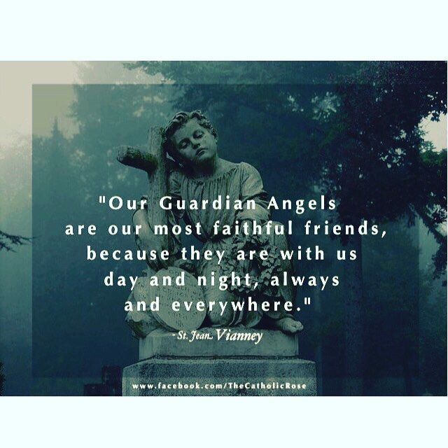 #catholic #guardianangel #stjeanvianney