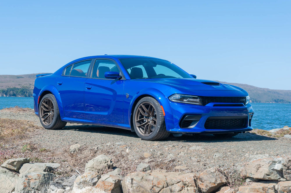 First Drive Review The 2020 Dodge Charger Hellcat Widebody Is Thick With Excess Dodge Charger Dodge Charger Hellcat Hellcat