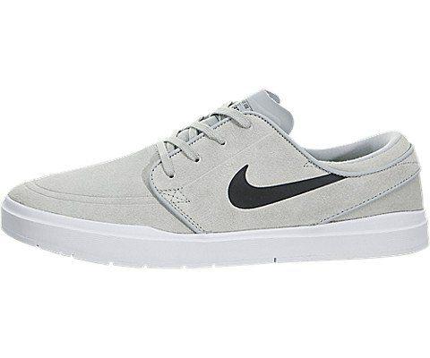 finest selection 0cdea 46e53 Nike Mens Stefan Janoski Hyperfeel Wolf GreyBlack Skate Shoe 12 Men US    Check out the