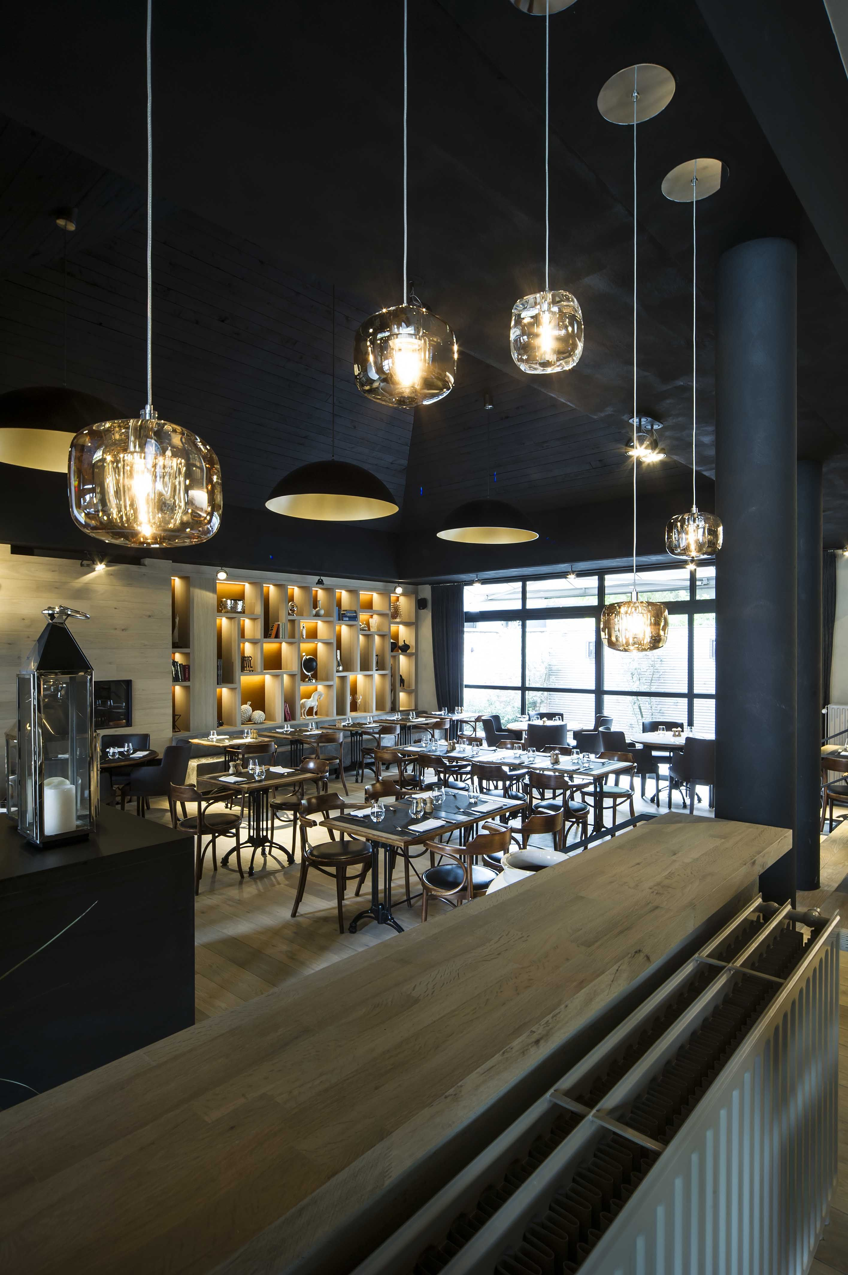 T klooster de pinte wille h interior design restaurant