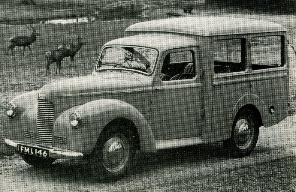 Hillman Trucking Classic Cars British Vintage Cars Classic Cars