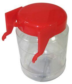 Clear Plastic Pegboard Storage Jars Jar Storage Pegboard Storage Plastic Pegboard