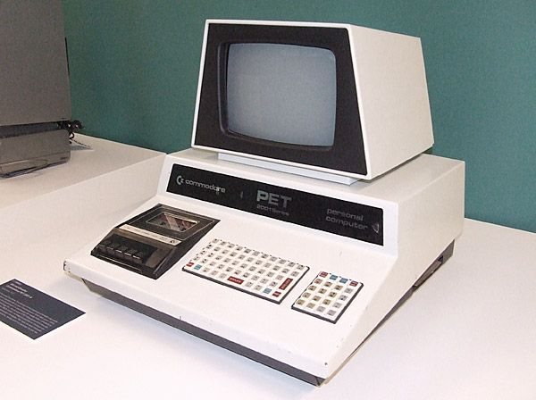 Microordinador Commodore PET 2001-8 | Computers | Pinterest