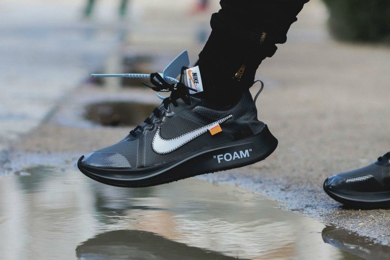 Nike x Off-White Zoom Fly SP Black