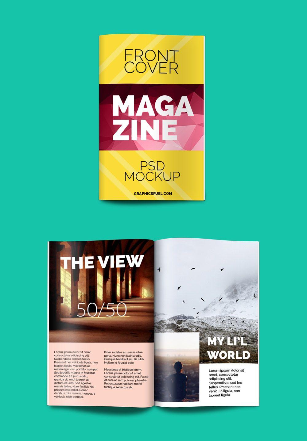 Download Diseno Editorial Mockup Yellowimages