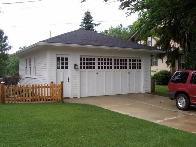 Image Result For Craftsman Style Garages Shed Plans House Design Craftsman Style