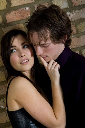 had an affair and now dating woman