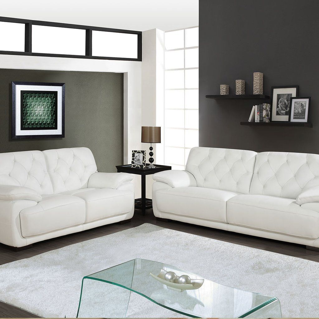 2293 Best Images About Leather Sofas And Living Room: White Leather Furniture, Modern
