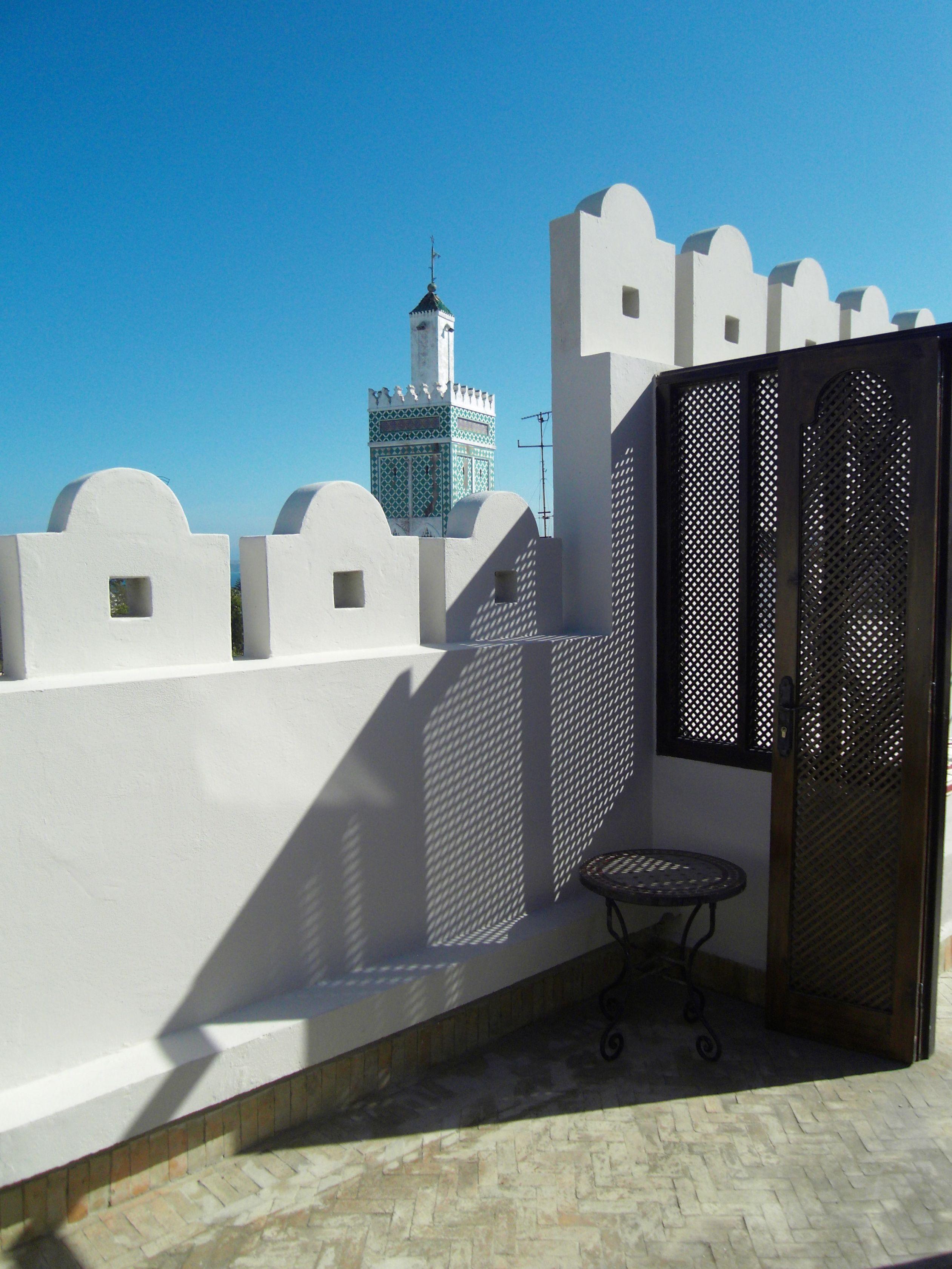 terrasse Essaouira www.decoration-architecture.fr