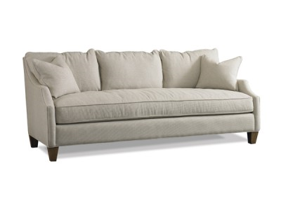 74 x 34 family room sofa idea single cushion looks bigger and rh pinterest com