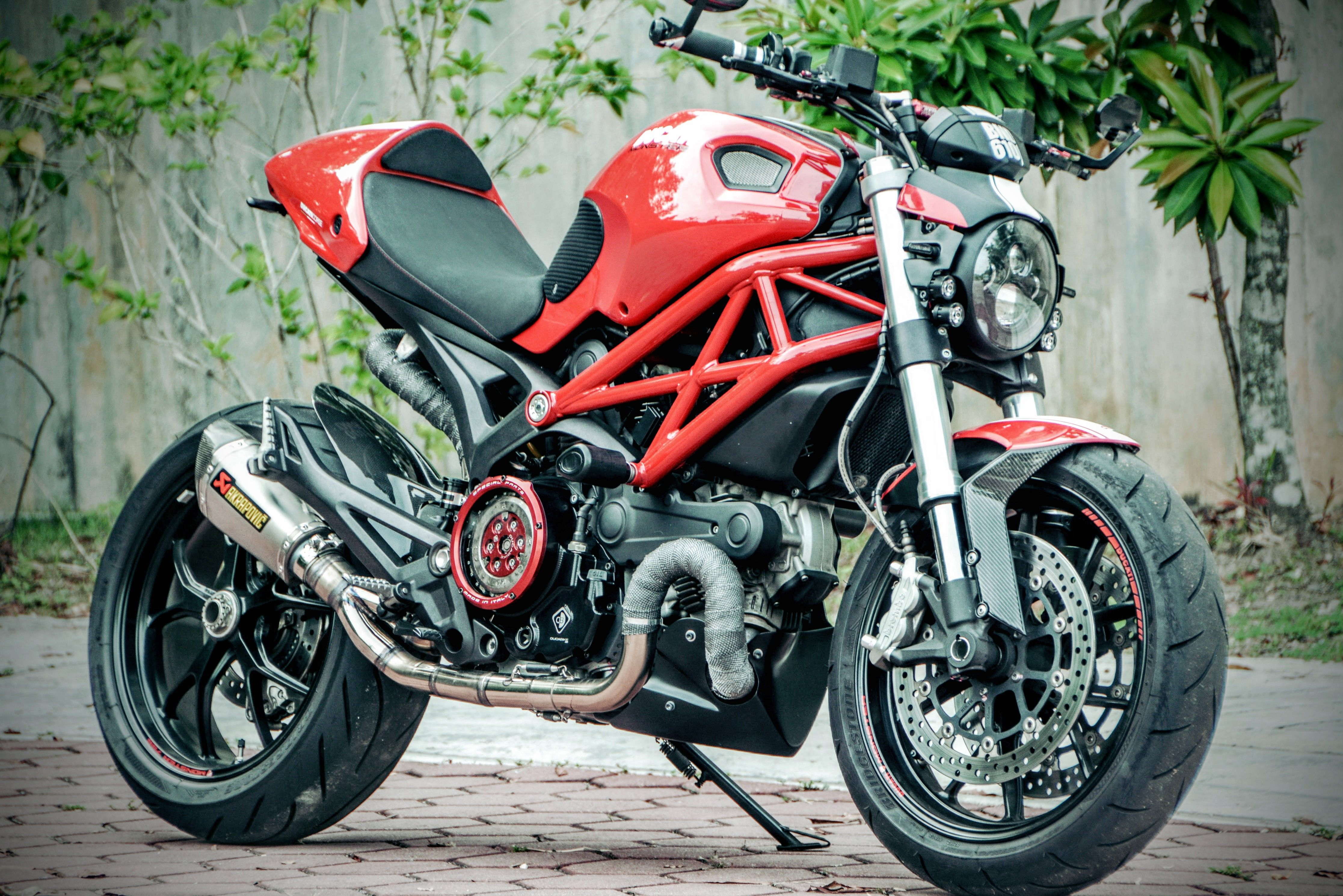 ducati monster 796 custom and headlight replacement by. Black Bedroom Furniture Sets. Home Design Ideas