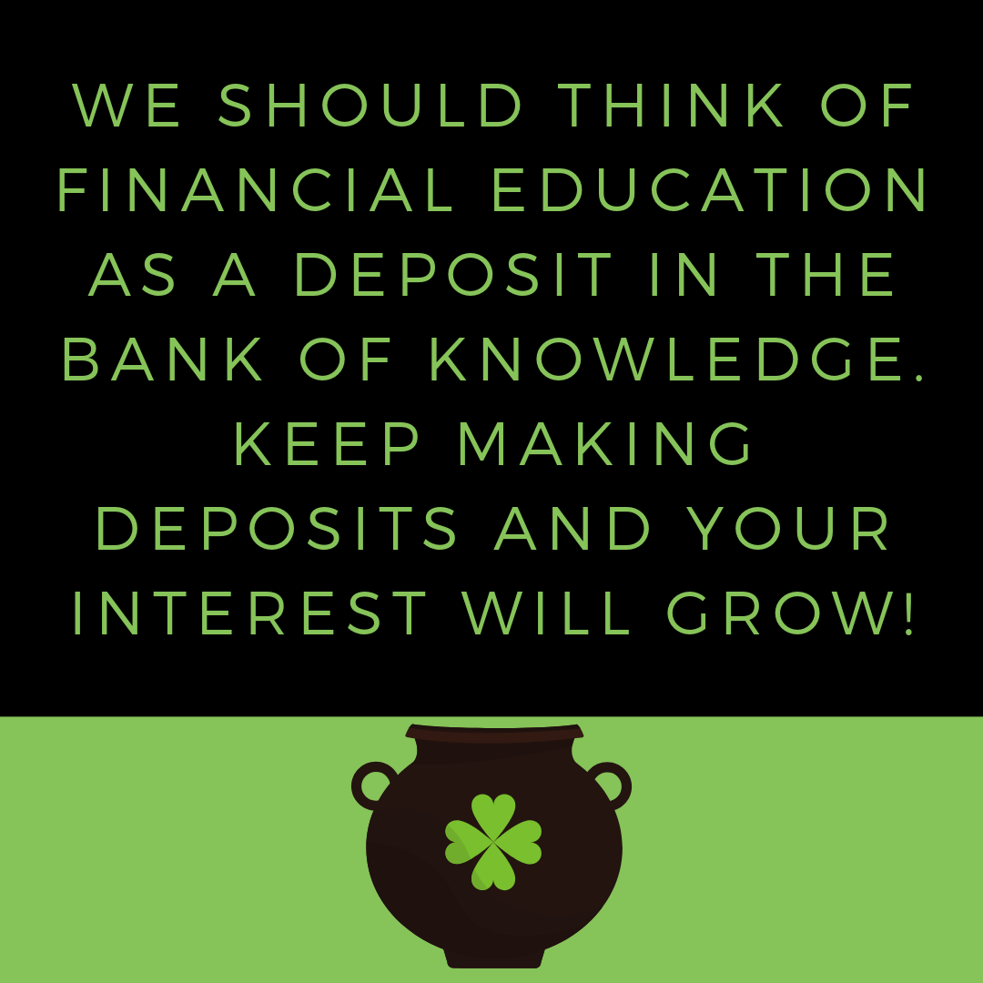 Pin By The Centsables On Bank On This Banks Credit Unions Financial Education Financial Literacy Financial