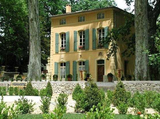 Pavillon De La Torse Award Winning Bed U0026 Breakfast In Aix En Provence.