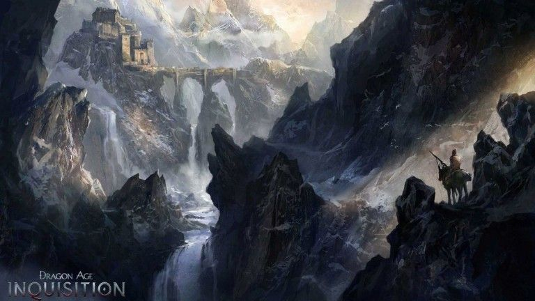 Inquisition Dragon Age Concept Art Wallpaper Dragon Age Origins Arte Conceptual Dragon Age Inquisition