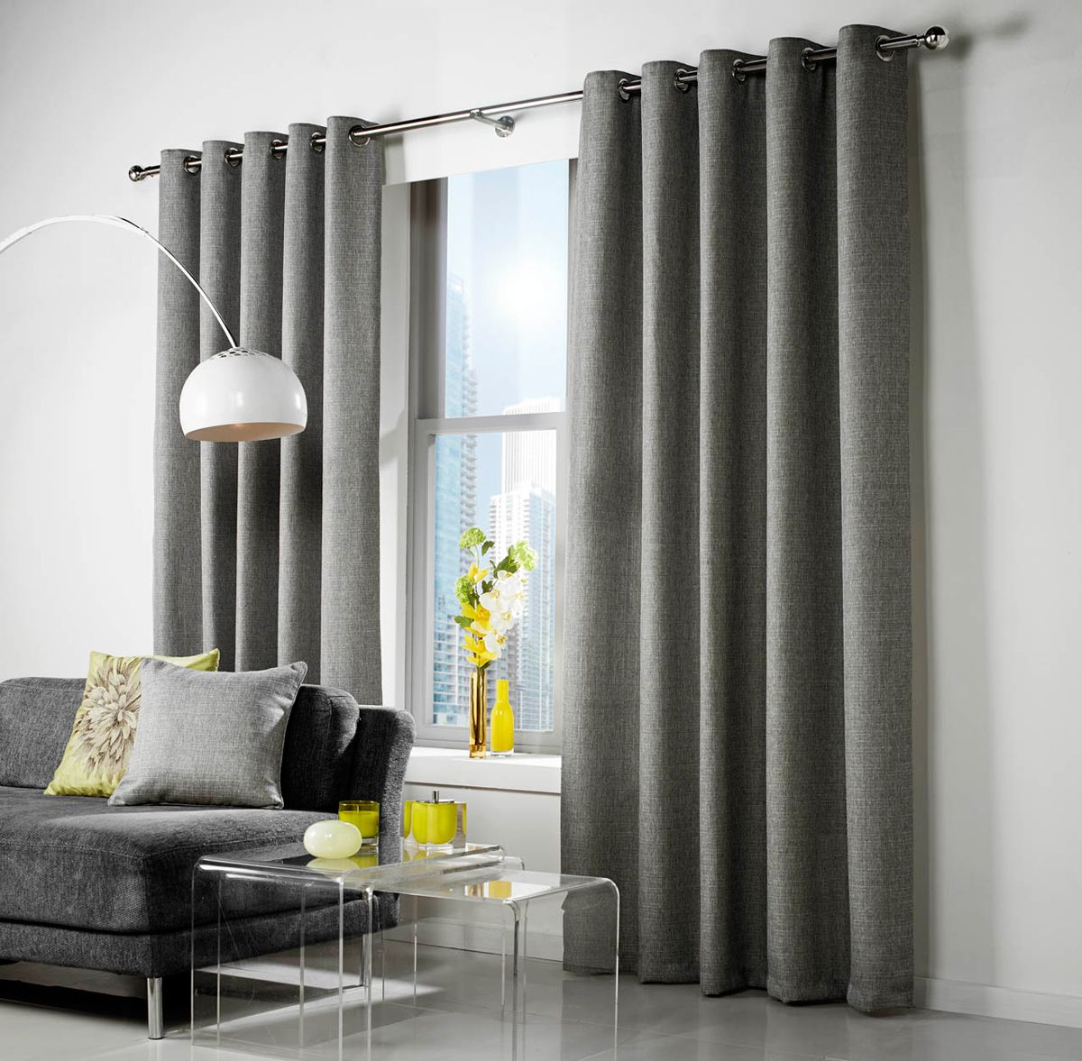 Contemporary Ready Made Curtains Online Oh Decor Curtain