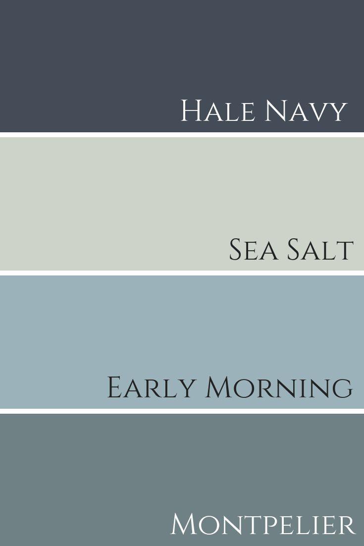 Sherwin Williams Sea Salt – Claire Jefford in 2020 | Paint colors for home, Sea salt sherwin william