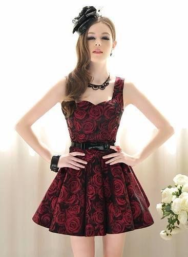 205575be4 vestidos de moda juveniles - Buscar con Google   Vestidos   Vestidos ...