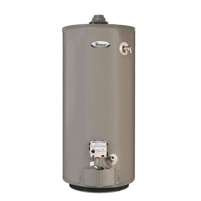 Whirlpool B5241 50 Gal Short Gas Water Heater Natural Gas Gas Water Heater Water Heater Heater