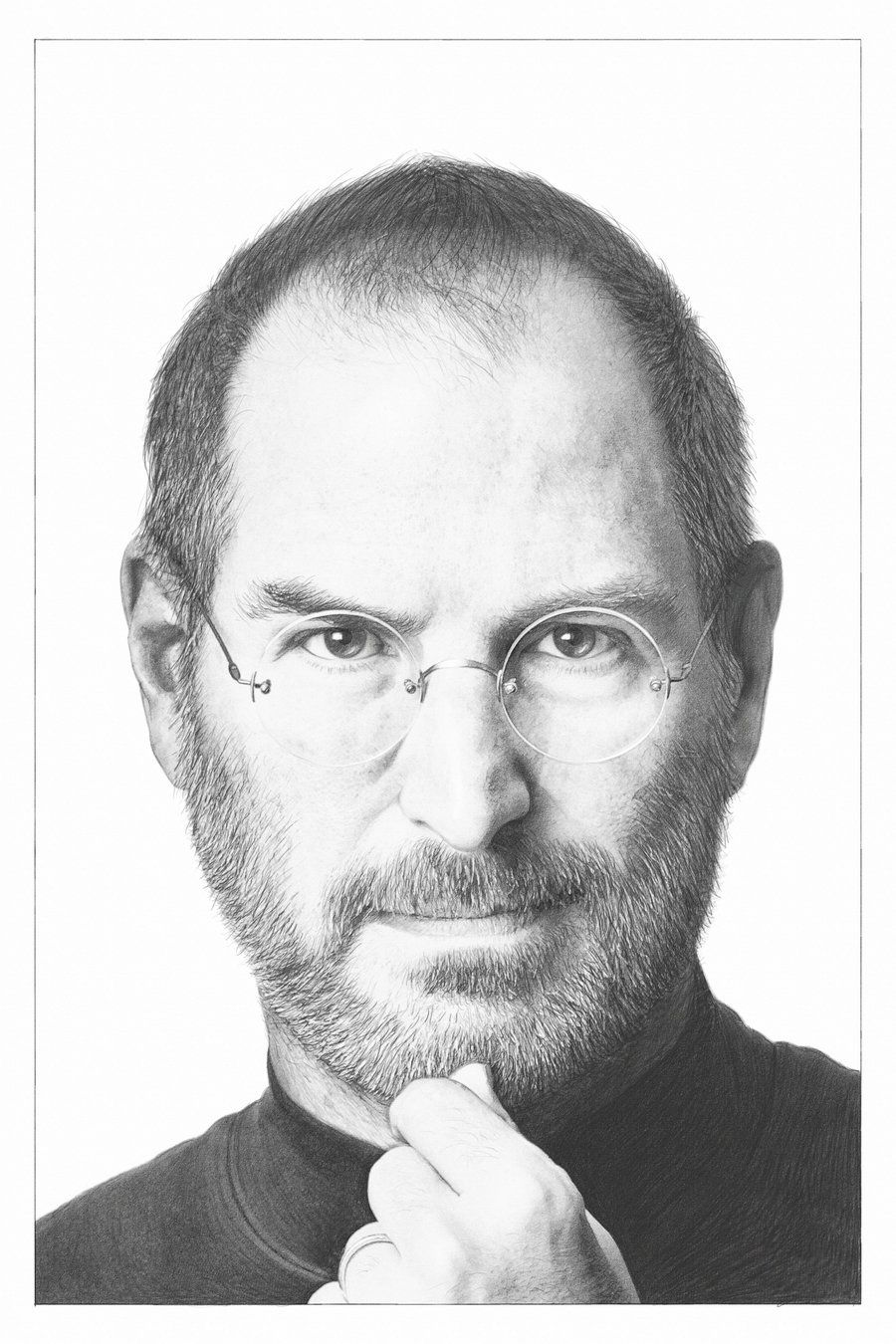 Steve Jobs - iLived by ~DreamStatic on deviantART