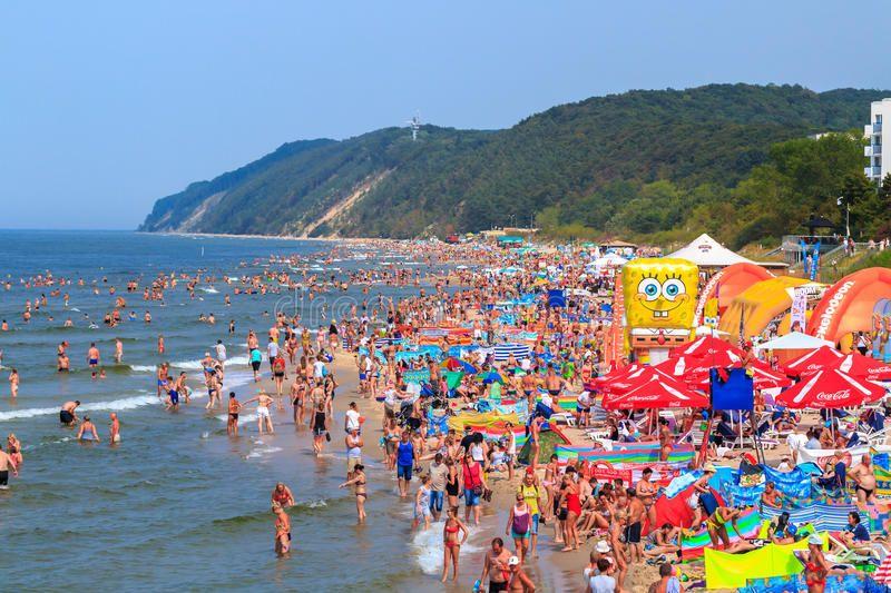 Poland Baltic Sea
