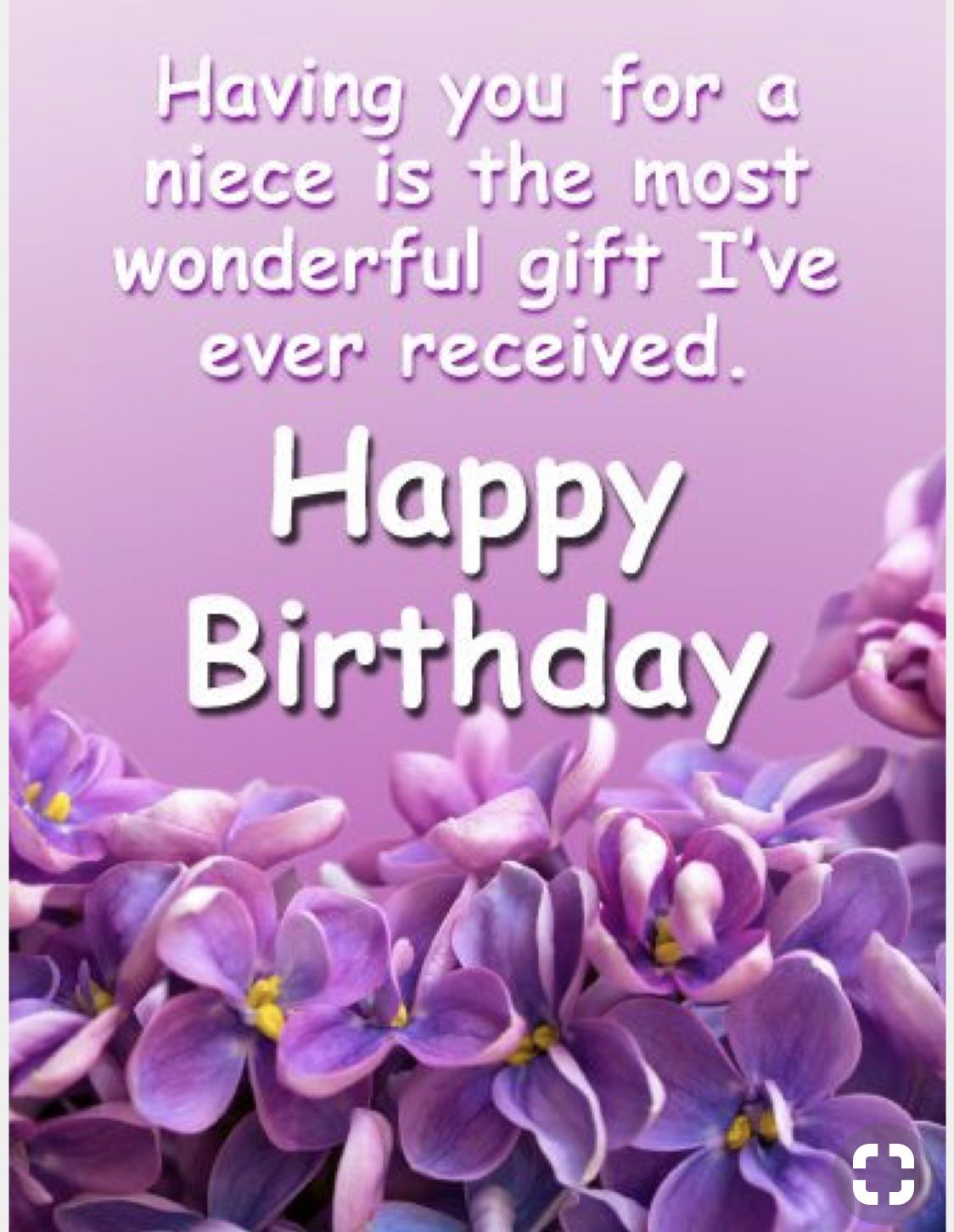 Pin By Lena Ch On Niece Bday In 2020 Birthday Cards For Niece Niece Birthday Wishes Happy Birthday Niece