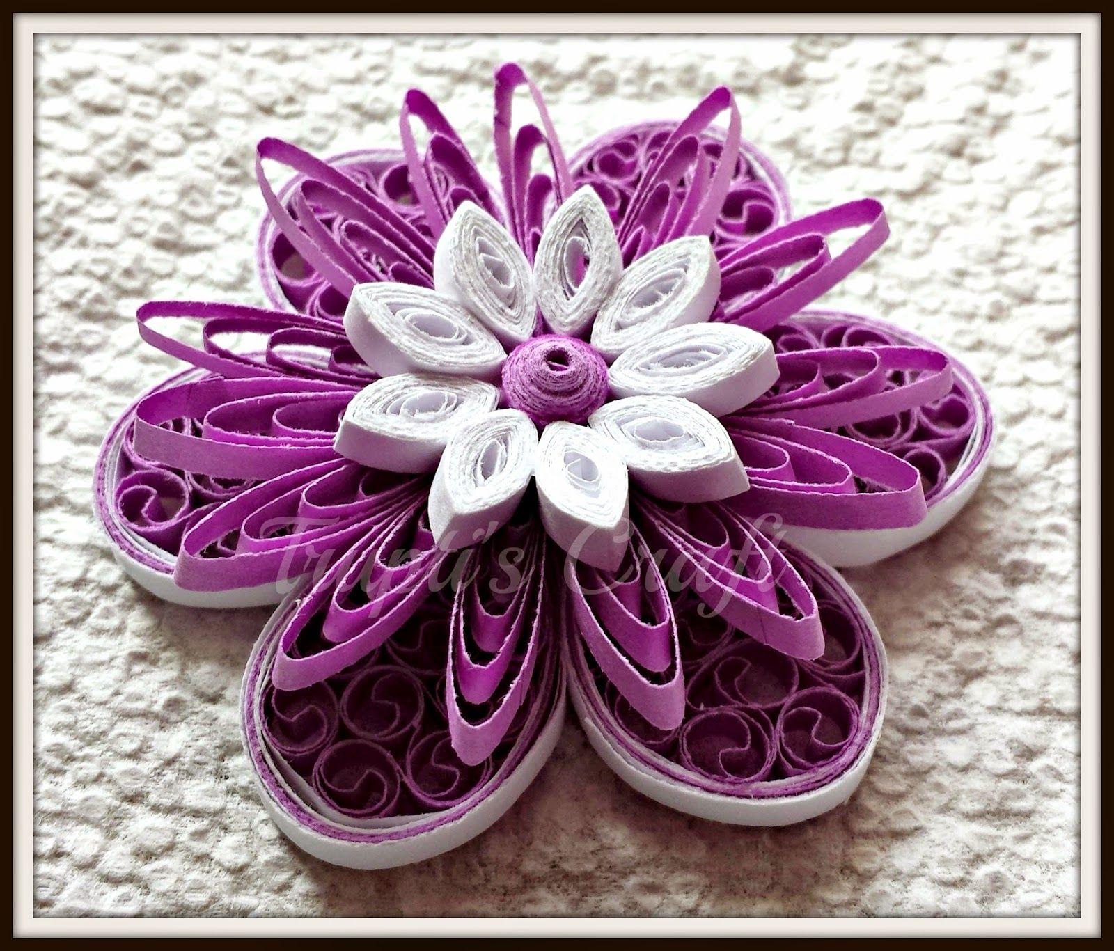 Paperquillingflower1g 16001366 handmade pinterest paperquillingflower1g 16001366 mightylinksfo