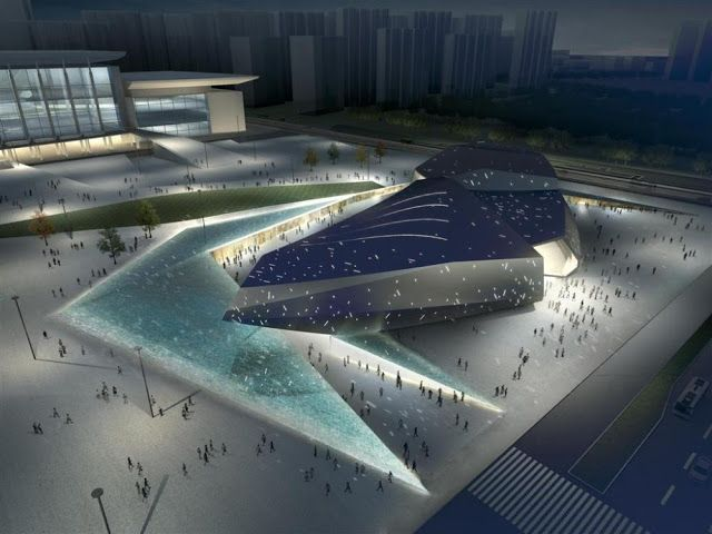 HIGH-TECH SCIENCE AND TECHNOLOGY CULTURE CENTER BY RTA-OFFICE