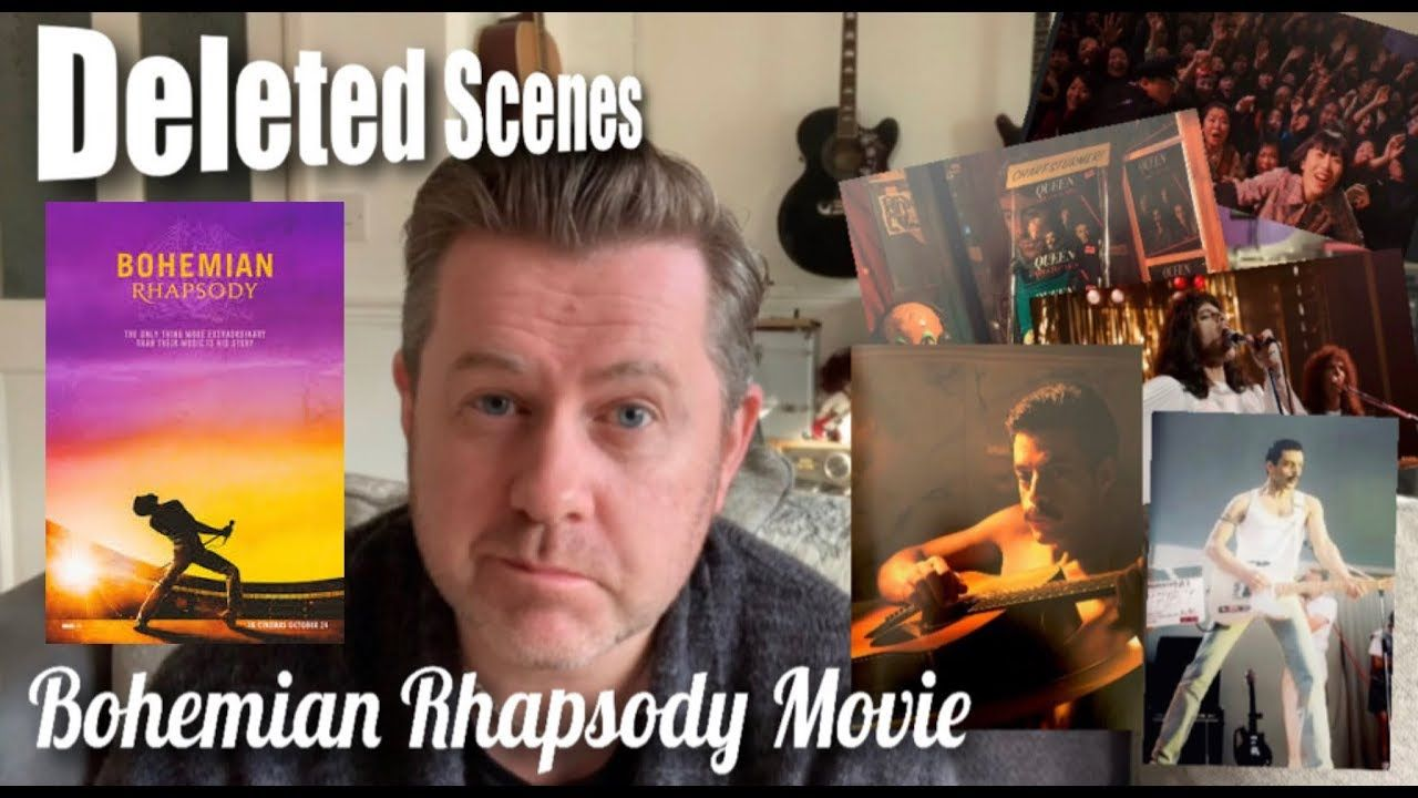 Deleted Scenes From Bohemian Rhapsody Movie - What Will Be