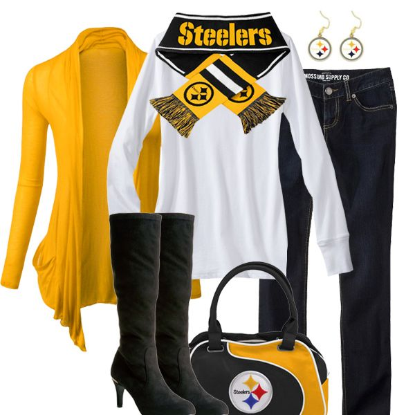 Pittsburgh Steelers Fall Fashion Pittsburgh Steelers Fashion Style Fan Gear Pinterest