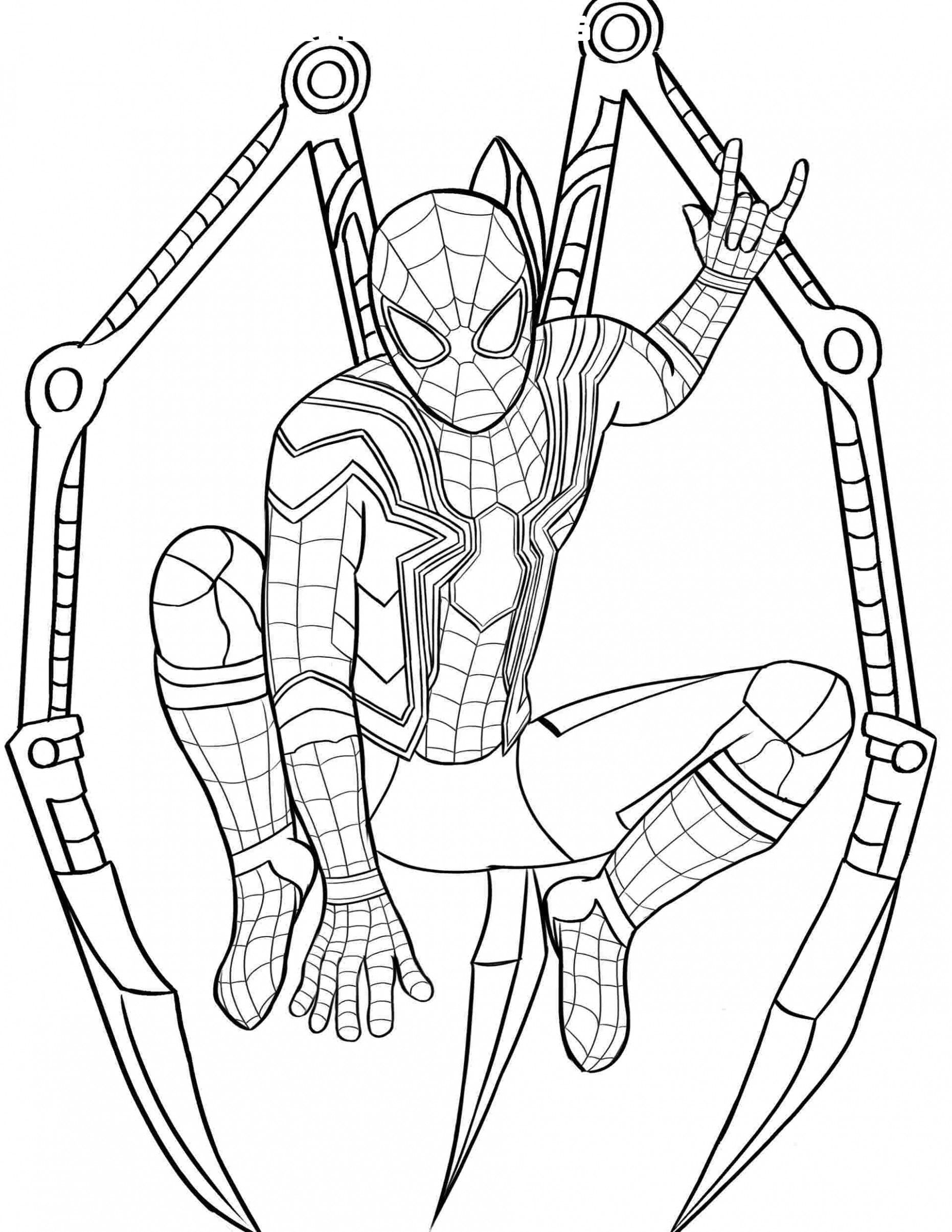 9 Spiderman Colouring Pages Spider Coloring Page Avengers Coloring Avengers Coloring Pages