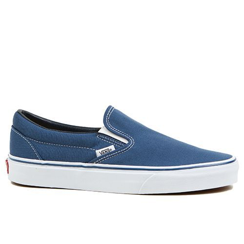 The ORIGINAL mens skate shoes from Vans shoes, the Classic Slip On is for  men