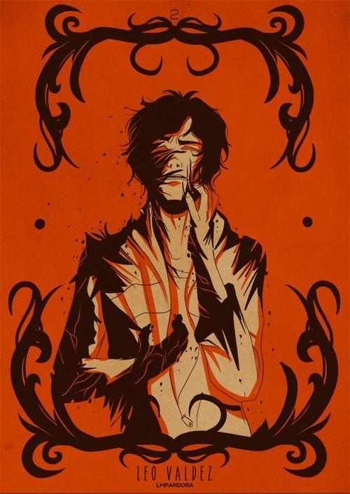 Halloween Demigods: Leo