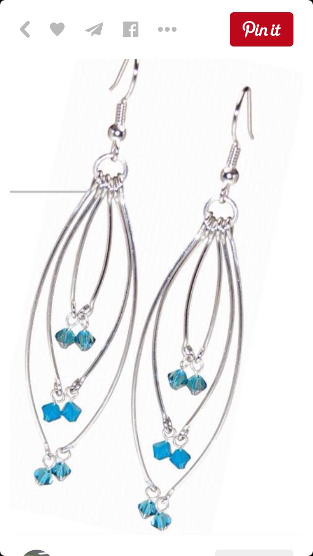 Pin von Ãrįëłłê🤗 Émbrÿ🙄 auf Earrings | Pinterest | Ohrring ...