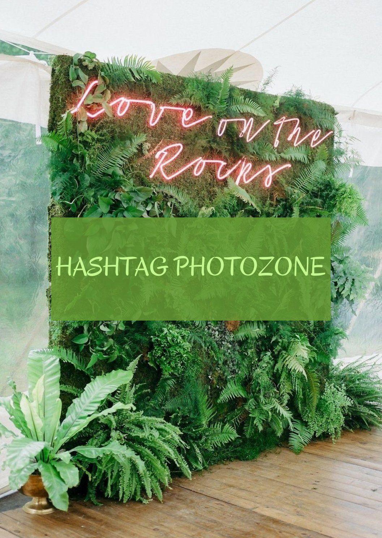 hashtag photozone