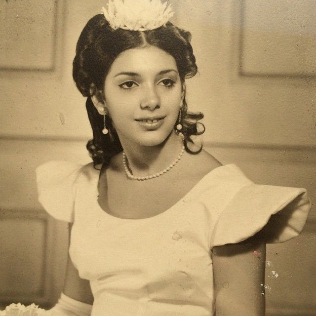 Words can't describe how much I love you, Mom....you made me who I am today. #quinceañera