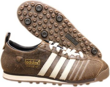 basket adidas chile 62 marron