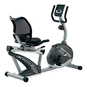 Image result for Performa 315 JK Fitness recumbent exercise bike